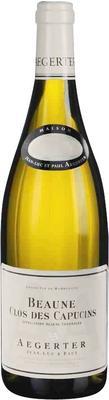 Вино белое сухое «Aegerter Beaune Clos des Capucins» 2007 г.