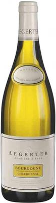 Вино белое сухое «Aegerter Bourgogne Chardonnay» 2007 г.