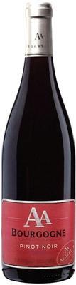 Вино красное сухое «Aegerter Bourgogne Pinot Noir» 2013 г.