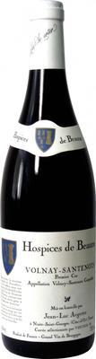 Вино красное сухое «Volnay-Santenots 1er Cru Hospices de Beaune Cuvee Blondeau» 2008 г.