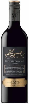 Вино красное сухое  «The Freedom 1843 Shiraz» 2012 г.