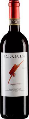 Вино красное сухое «Icardi Tabaren Barbera d'Asti» 2014 г.