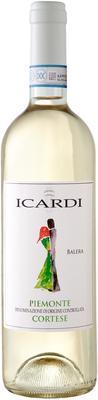 Вино белое сухое «Icardi Balera Cortese» 2014 г.