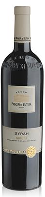 Вино красное сухое  «Principi di Butera Syrah Sicilia» 2013 г.