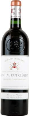 Вино красное сухое «Chateau Pape Clement» 1985 г.