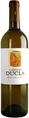 Вино белое сухое «Chateau Ducla»