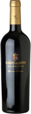 Вино красное сухое «Marques de Grinon Emeritus» 2008 г.