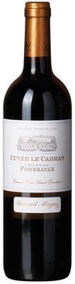 Вино красное сухое «Cuvee Le Cadran de Fombrauge» 2007 г.