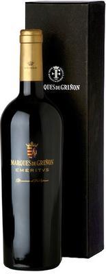 Вино красное сухое  «Marques de Grinon Emeritus» 2010 г., в подарочной упаковке