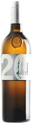Вино белое полусухое  «La Monacesca Mirum 20 Anni Verdicchio di Matelica Riserva»