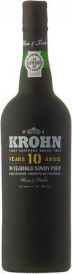 Портвейн «Krohn Porto Tawny 10 Years Old»
