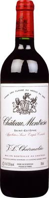 Вино красное сухое «Chateau Montrose St-Estephe 2-me Grand Cru Classe» 2006 г.