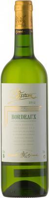 Вино белое сухое «La Collection Bordeaux» 2012 г.