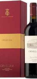 Вино красное сухое «Ornellaia Bolgheri Superiore» 2012 г. в подарочной упаковке