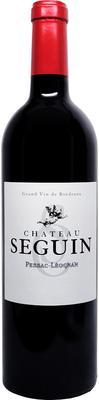 Вино красное сухое «Chateau Seguin Pessac-Leognan» 2010 г.