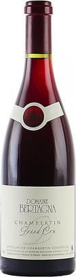 Вино красное сухое «Domaine Bertagna Chambertin Grand Cru» 2008 г.