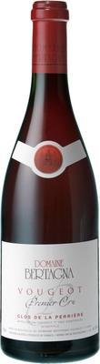 Вино красное сухое «Domaine Bertagna Vougeot 1-er Cru Clos de La Perriere, 0.375 л» 2008 г.