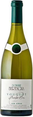 Вино белое сухое «Domaine Bertagna Vougeot Blanc 1-er Cru Les Cras, 0.75 л» 2008 г.