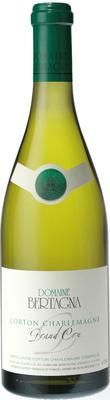 Вино белое сухое «Domaine Bertagna Corton-Charlemagne Grand Cru» 2008 г.