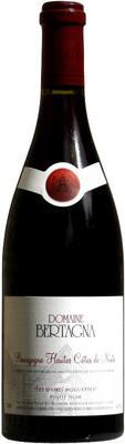 Вино красное сухое «Domaine Bertagna Les Dames Huguettes» 2012 г.
