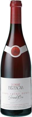 Вино красное сухое «Domaine Bertagna Clos St. Denis Grand Cru» 2011 г.