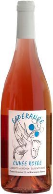 Вино розовое полусухое «Domaine d'Esperance Cuvee Rosee» 2014 г.