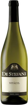 Вино белое сухое «De Stefani Vitalys Veneto» 2011 г.