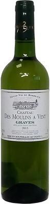 Вино белое сухое «Chateau du Moulin-a-Vent» 2015 г.