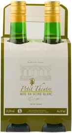 Вино белое сухое «Paul Sapin Petit Theatre Mise en Scene» подарочный набор из 4-х бутылок