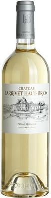 Вино белое сухое «Chateau Larrivet Haut-Brion Blanc» 2011 г.