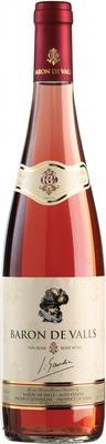 Вино розовое полусухое «Baron de Valls»