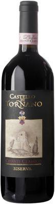 Вино красное сухое «Castello di Tornano Chianti Classico Riserva» 2010 г.