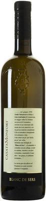 Вино белое сухое «Monfort Blanc de Sers» 2013 г.
