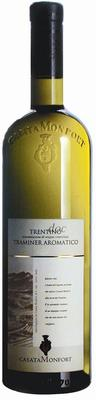 Вино белое сухое «Monfort Traminer Aromatico» 2012 г.