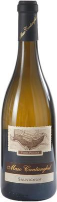 Вино белое сухое «Maso Cantanghel Vigna Piccola Sauvignon» 2010 г.