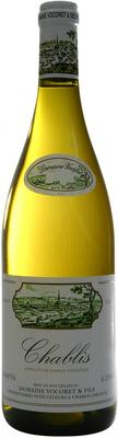 Вино белое сухое «Domaine Vocoret Chablis» 2013 г.