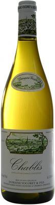 Вино белое сухое «Domaine Vocoret Chablis» 2011 г.