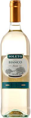 Вино белое сухое «Soleto Bianco Secco»