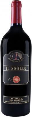 Вино красное сухое «Il Sigillo Aglianico del Vulture» 2008 г.