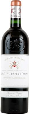 Вино красное сухое «Chateau Pape Clement» 1990 г.