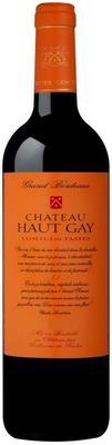 Вино красное сухое «Chateau Haut Gay Bordeaux Superieur» 2007 г.