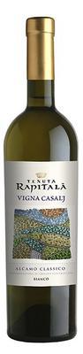Вино белое сухое «Tenutа Rapitala Casali Alcamo»