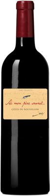 Вино красное сухое «Si mon pere savait» 2014 г.
