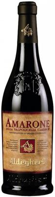 Вино красное сухое «Cantine Aldegheri Amarone della Valpolicella Classico» 2010 г.