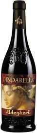 Вино красное сухое «Cantine Aldegheri Dindarella» 2009 г.