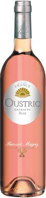 Вино розовое сухое  «Bernard Magrez Oustric Rose»