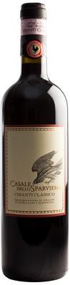 Вино красное сухое «Casale dello Sparviero Chianti Classico» 2011 г.