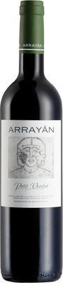 Вино красное сухое «Arrayan Petit Verdot Mentrida» 2008 г.