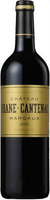 Вино красное сухое «Chateau Brane Cantenac Grand Cru Classe» 2010 г.