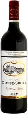 Вино красное сухое «Chateau Chasse Spleen Moulis en Medoc» 2008 г.